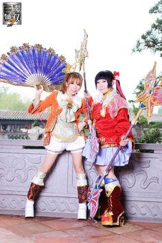 Xiao Qiao(Dynasty Warriors 8) | Baby Oranji - WorldCosplay