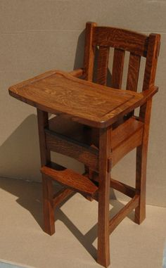 Wooden High Chair                                                                                                                                                                                 More