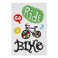 Va el paseo una bici - monte en bicicleta la