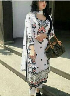 Indian Designer Suits, Designer Salwar Suits, Indian Suits, Indian Attire, Indian Dresses, Indian Wear, Punjabi Salwar Suits, Salwar Kurta, Anarkali