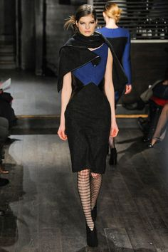 Douglas Hannant Fall 2014 Ready-to-Wear Collection Slideshow on Style.com