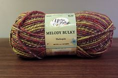 Ravelry: Yarn Bee Melody Bulky Wool Blend harlequin