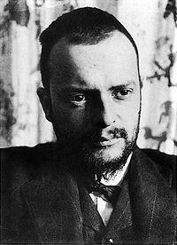 Paul Klee (Münchenbuchsee, 1879 - Muralto, 1940) Pintor Suizo.