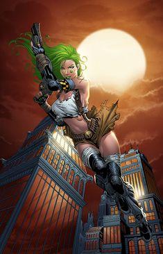 Aphrodite IX by SeanE.deviantart.com on @deviantART___!!!