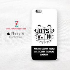 BANGTAN BTS PERSON IPHONE COVER SERIES
