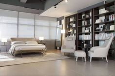 View the full picture gallery of B&B Italia - Showroom Manila Brand Store, B & B, Showroom, Modern Furniture, Armchair, Indoor, Cover, Interior, Pictures