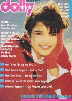 Dolly Magazine (Australia) June 1984   Nikki Smith
