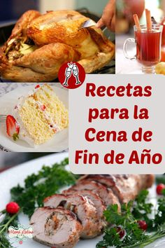46 Cena De Fin De Año Ideas In 2021 Mexican Food Recipes Recipes Food