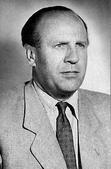 "Oskar Schindler, an ethnic German industrialist and spy who is credited with saving no less than 1,200 Jews during the Holocaust.  He did so by employing them in his enamelware and munitions factories, located in present-day Poland and the Czech Republic, respectively.  He was named ""Righteous Among the Nations"" by the Israeli government in 1963, and was later interred in Jerusalem upon his death on 9.Oct.1974."