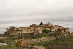 Montefioralle, Tuscany, Italy
