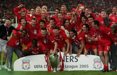 Seven years ago today - Liverpool FC