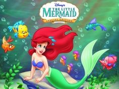 Day 1: Favorite Movie--The Little Mermaid
