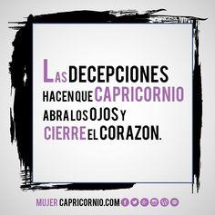 #Capricornio #zodiaco