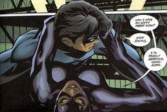 Nightwing x Catwoman