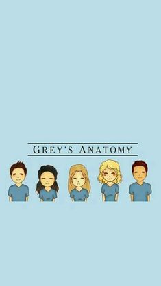 """a chick just became hip to """"Grey's Anatomy."""