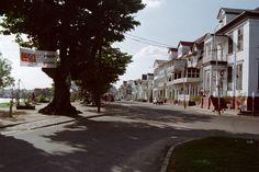 Paramaribo, capital do Suriname, país que obteve sua independência do domínio…