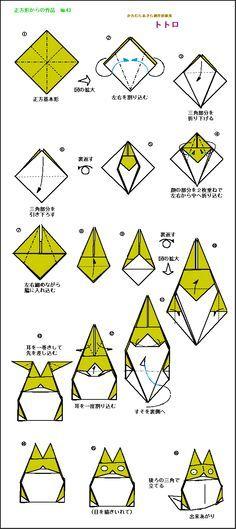 正方形43 totoro