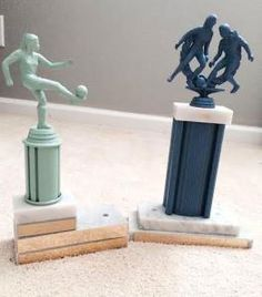 Combine bases to make heavier so old trophies function as bookends