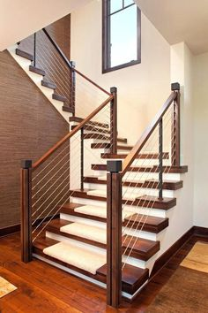 Image result for modern stair railings ideas
