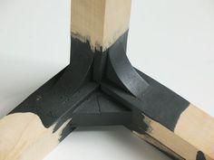 Christof Schmidt's completely new method of joining wood – 'DaR'