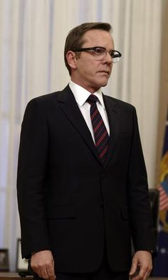 5 Need-to-Know Details About Kiefer Sutherland's New Series, Designated Survivor