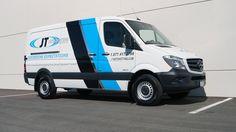2015 Mercedes Sprinter 2500 Cargo Van. 2.1L Turbocharged 4-Cylinder.