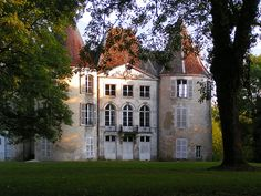 La château de Reynel - Champagne - France