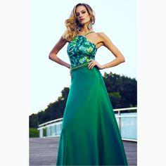 Aquele momento que vc já se imagina divando com esse'long dress' perfeito💭#reginasalomao #SummerVibesRS #SS17