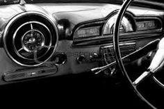 Resultado de imagem para interior de carros antigos