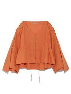 Linen Blouse(ブラウス)|styling/(スタイリング)|ファッション通販|ウサギオンライン公式通販サイト
