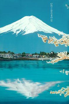 """Mt. Fuji"" by Douglas Fincham -- http://fineartamerica.com/featured/mt-fuji-douglas-fincham.html"