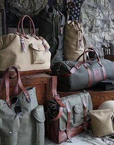 Artillery Satchel – Pipkins Home Decor and Accessories. Travel bags, men s  canvas bags, 8c80d5212e