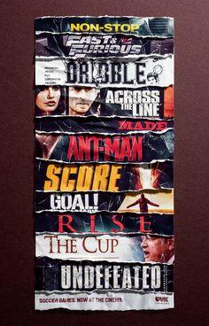 Adeevee - UVK Theaters: Alternative content posters