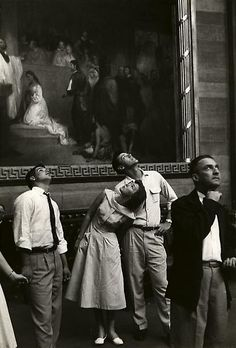Cartier-Bresson - The Capitol, Washington D.C. 1957