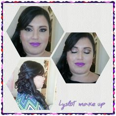 Purple lips #mac #occ