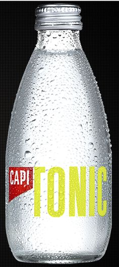 Capi Tonic. Sourced in its purist form (cinchona) from the mountainous of the Congo. Lifted with subtle hints of lemon, lime and orange. Capi produces a smooth profile worth mixing with the finest gin. Tonic Water, Gin And Tonic, Gins Of The World, Lemon Lime, Congo, Bottles, Smooth, Profile, Design