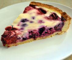 Scandi Home: Mamma's Berry Tart