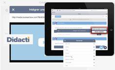 Créer contenu de cours interactif et des activités pour élèves (tous les supports) |