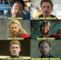 would argue that Thor has always been funny, his movies were just a bit more s. I would argue that Thor has always been funny, his movies were just a bit more s.I would argue that Thor has always been funny, his movies were just a bit more s. Avengers Humor, Marvel Jokes, Funny Marvel Memes, Dc Memes, Meme Comics, Marvel Dc Comics, Marvel Avengers, Thor Meme, Marvel Heroes