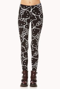 82ef9a408e4fa Kitty White just made your leggings collection sooo much more ...