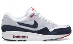 sports shoes 79001 1bbee Nike Air Max 1 OG   Grey, Obsidian  amp  Red Air Max 1 Og