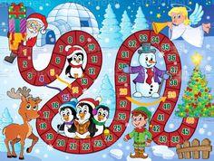 Bordspel · afbeelding · christmas · ontwerp · engel · winter - vector illustratie © Klara Viskova (clairev) (#6181414) | Stockfresh