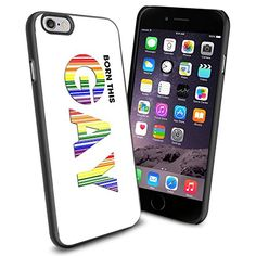 Pride Born This Gay, Cool iPhone 6 Case Cover Collector iPhone TPU Rubber Case Black (Smartphone) Phoneaholic http://www.amazon.com/dp/B00TVGWCOG/ref=cm_sw_r_pi_dp_wjdmvb17M0F69
