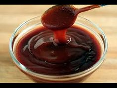 If you prefer a tomato based barbecue sauce then here it is. It's a delightfully delicious barbecue sauce that will have you wanting more. Homemade Barbecue Sauce, Barbecue Sauce Recipes, Pulled Pork Recipes, Homemade Bbq, Bbq Sauces, Bourbon Barbeque Sauce Recipe, Homemade Sauce, Grilling Recipes, Sauce Anglaise