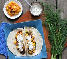 """If you've used tofu to make BBQ things before, then BBQ eggplant will surely blow you away. Eggplant has a wonderful """"meaty"""" texture perfect for tacos!"""