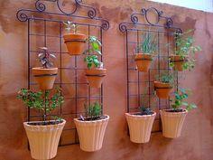 Quero uma Grade no meu Jardim !!