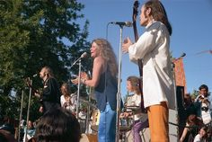Janis Joplin & the Big Brother Holding Company at san Jose in 1968