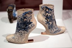 stylecurated: KILLER HEELS: THE ART OF THE HIGH HEELED SHOE @ THE BROOKLYN MUSEUM