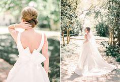 Lafayette Alumni Gardens Bridals: Kristen