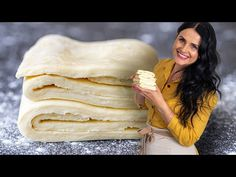 Think you can make puff pastry at home? With this puff pastry dough recipe, you can have fresh homemade puff pastry anytime. Pastry Dough Recipe, Puff Pastry Dough, Puff Pastry Recipes, All You Need Is, Easy Beef And Broccoli, Stuffed Mushrooms, Stuffed Peppers, Air Fryer Recipes, Cake Recipes